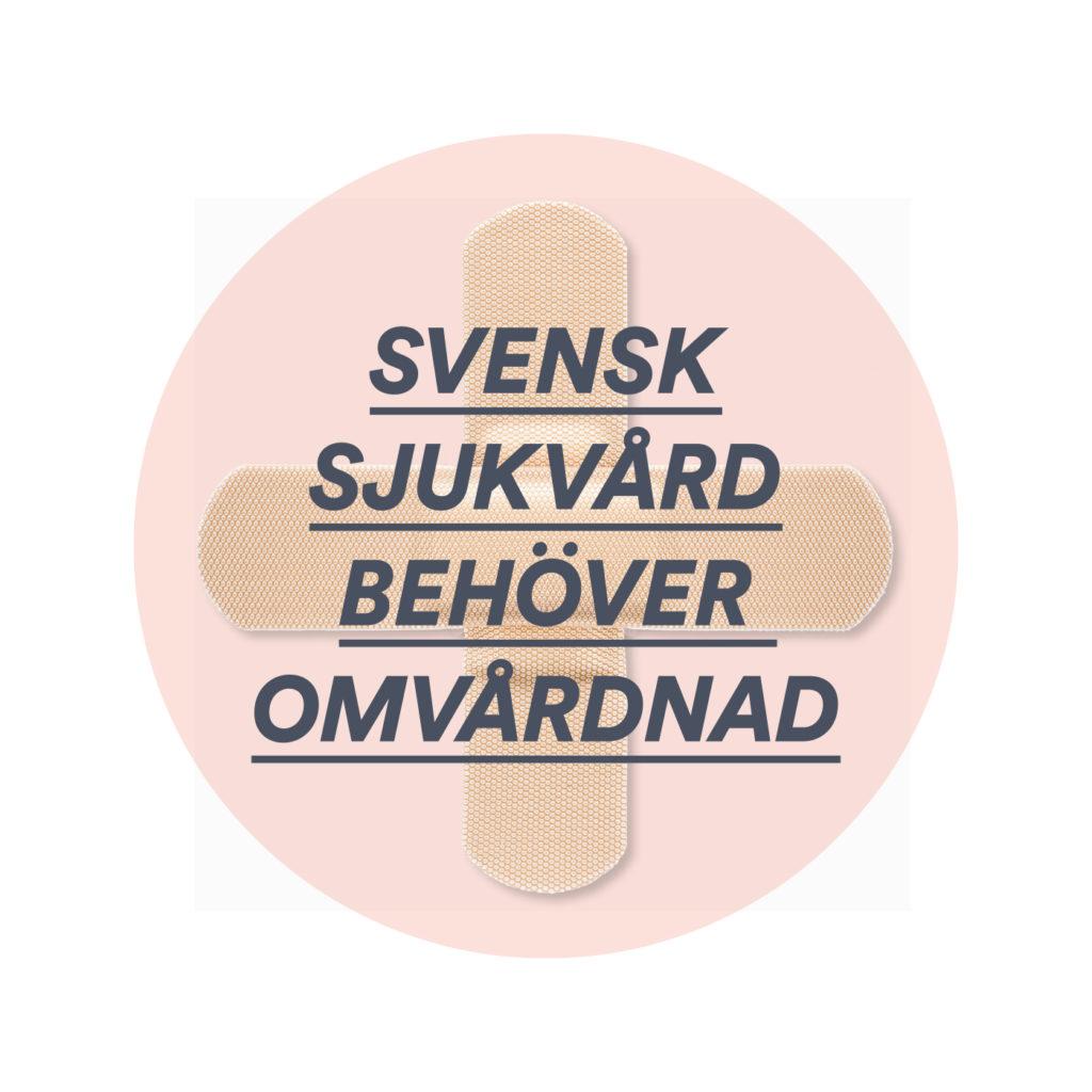 Kroon & Nordlinder - Workshops i varumärkesutveckling - Uppdrag Svensk Sjuksköterskeförening